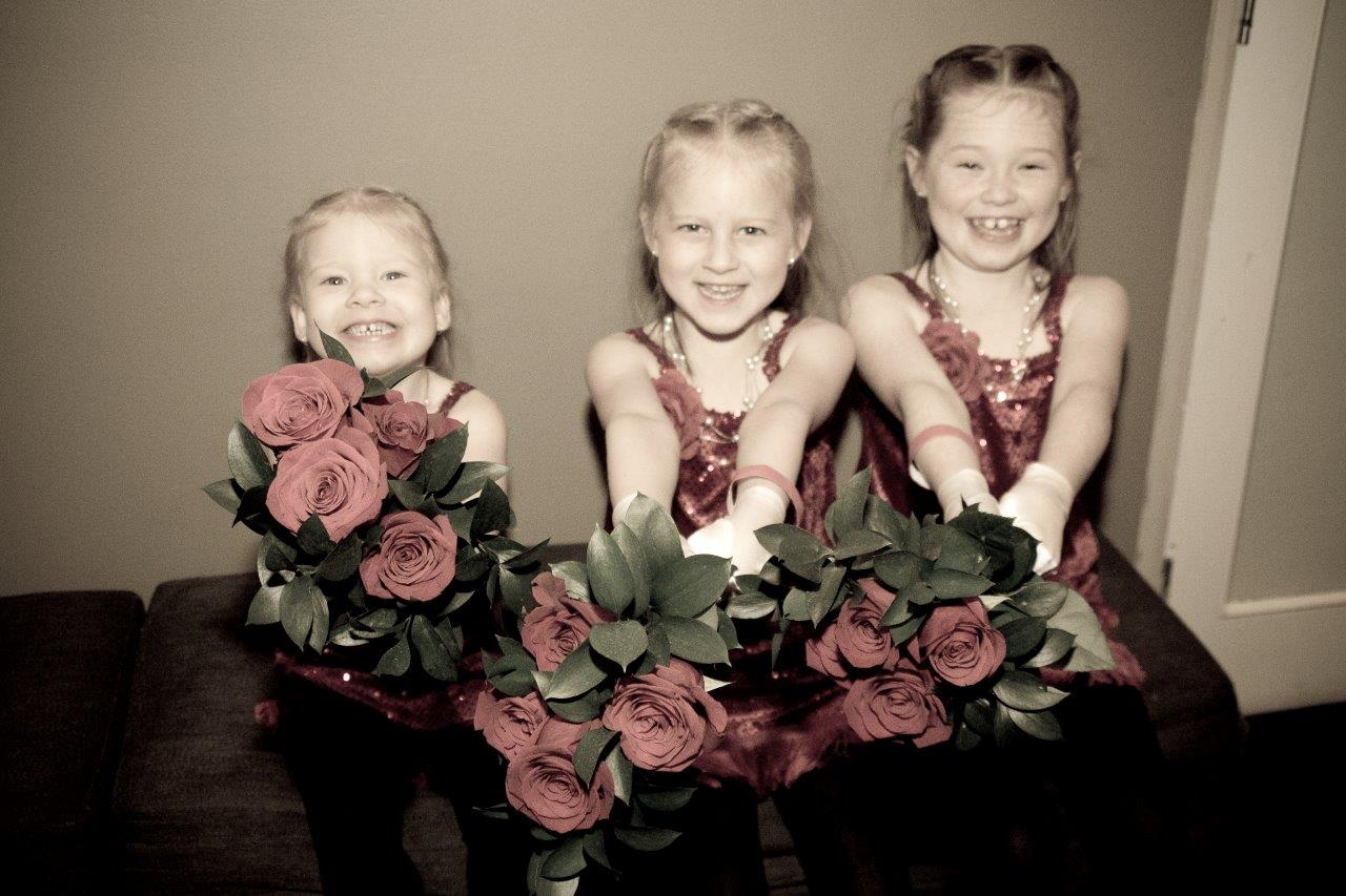 Flower Girls - Maggie Costello Civil Celebrant