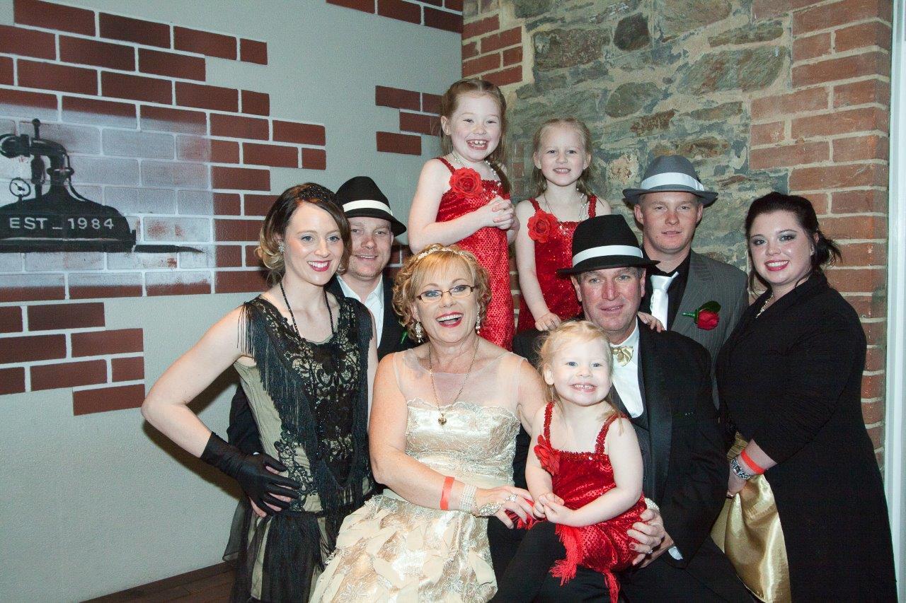 Maggie Costello Family